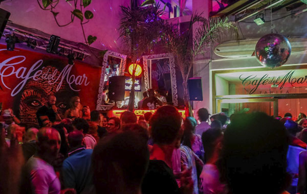 Discoteca Café del Mar Tarifa Hotel Misiana