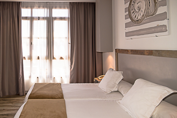 Habitaciones de calidad Hotel Misiana Tarifa
