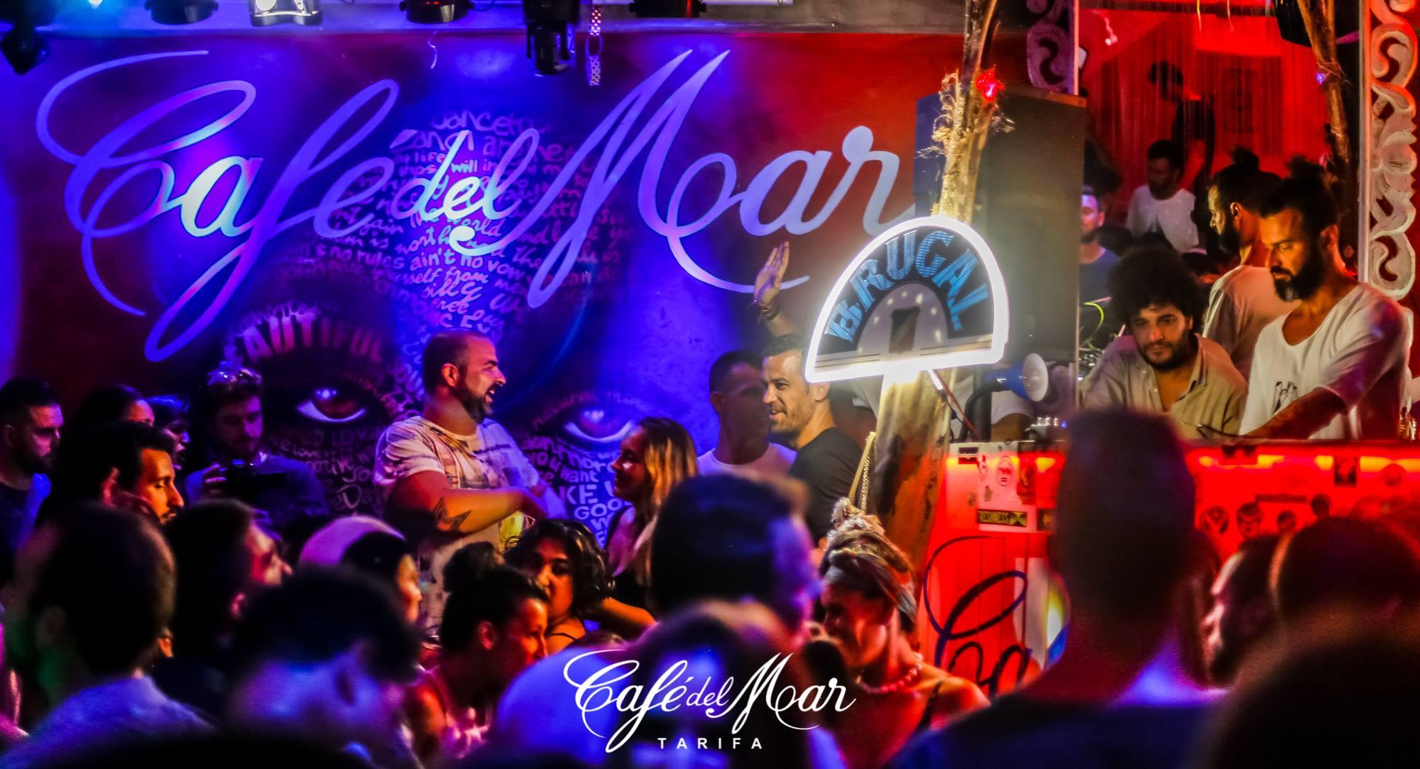 Discoteca Café del Mar Tarifa en Hotel Misiana