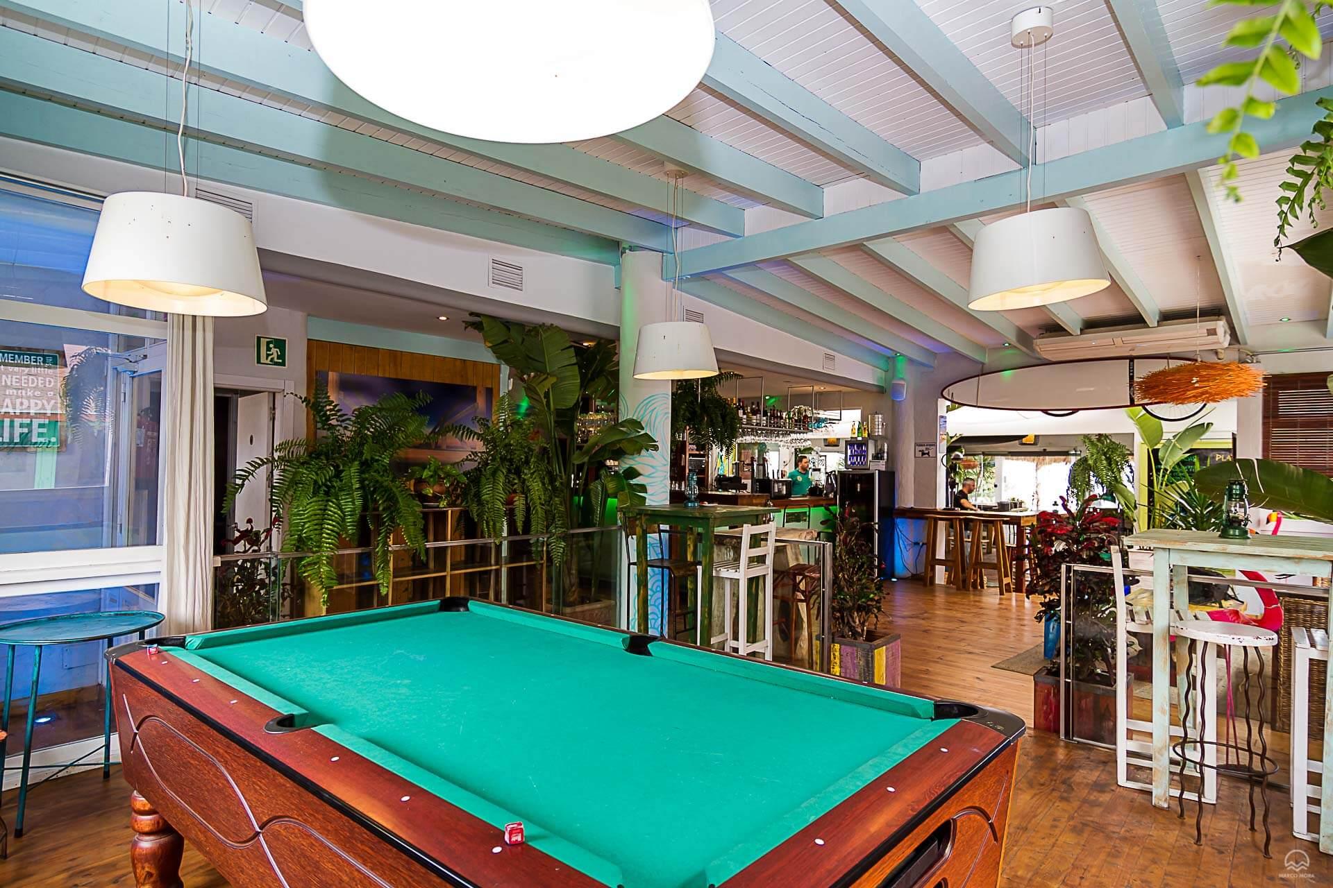 Billar en Hotel Misiana Tarifa
