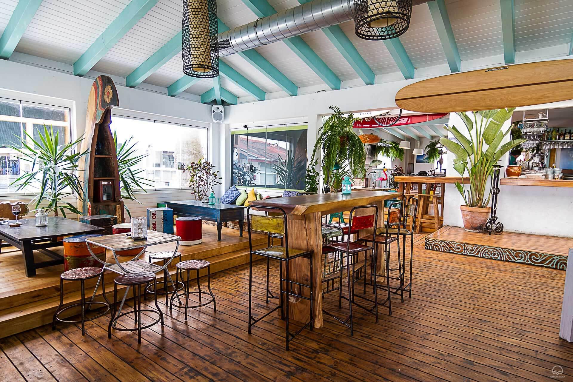 Restaurante en Tarifa Hotel Misiana