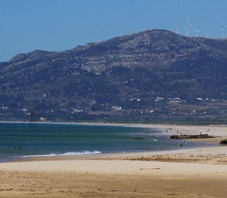 Playa Tarifa con Hotel Misiana