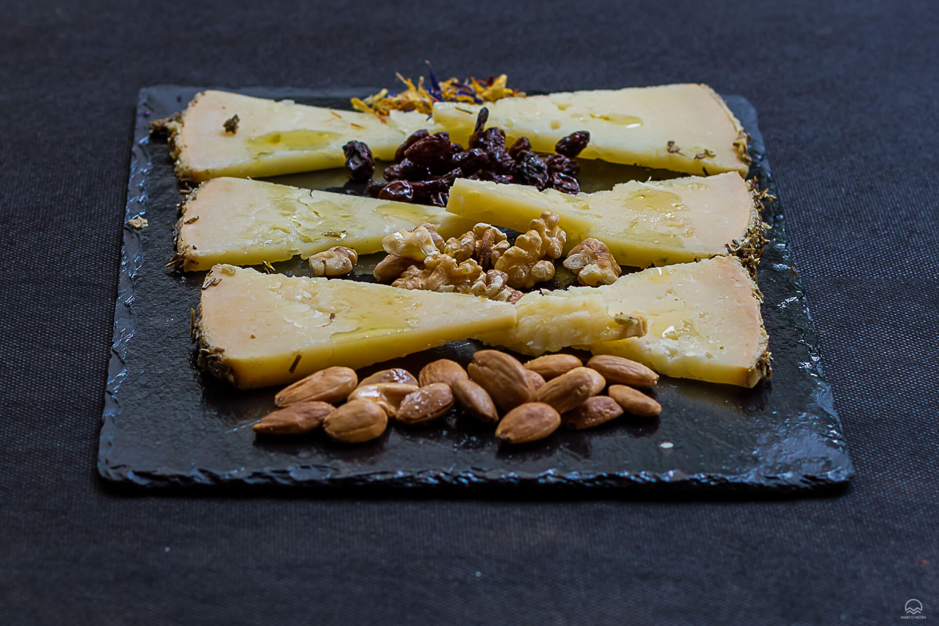 Comida deliciosa en Hotel Misiana Tarifa