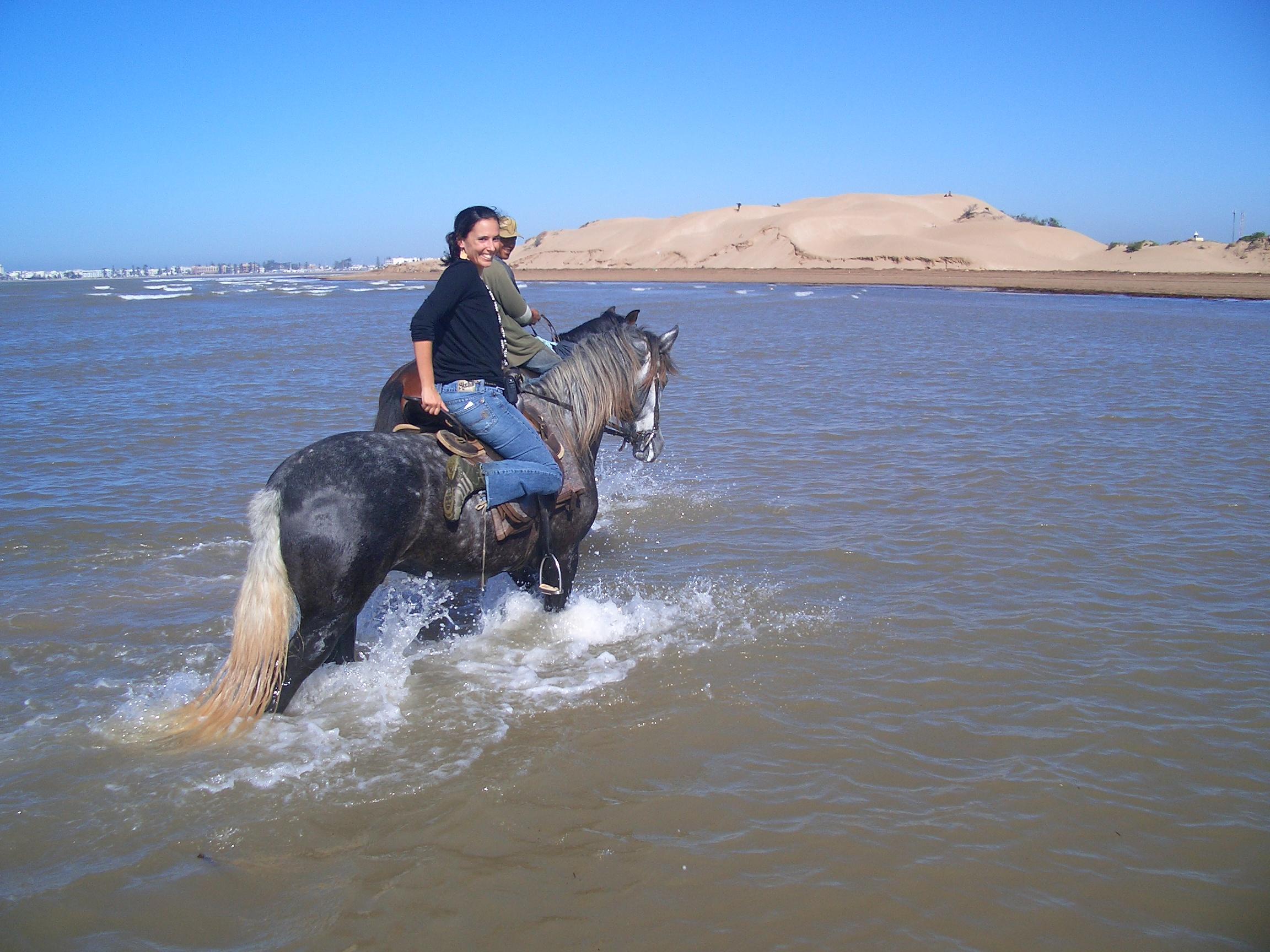 Paseo a caballo con Hotel Misiana Tarifa